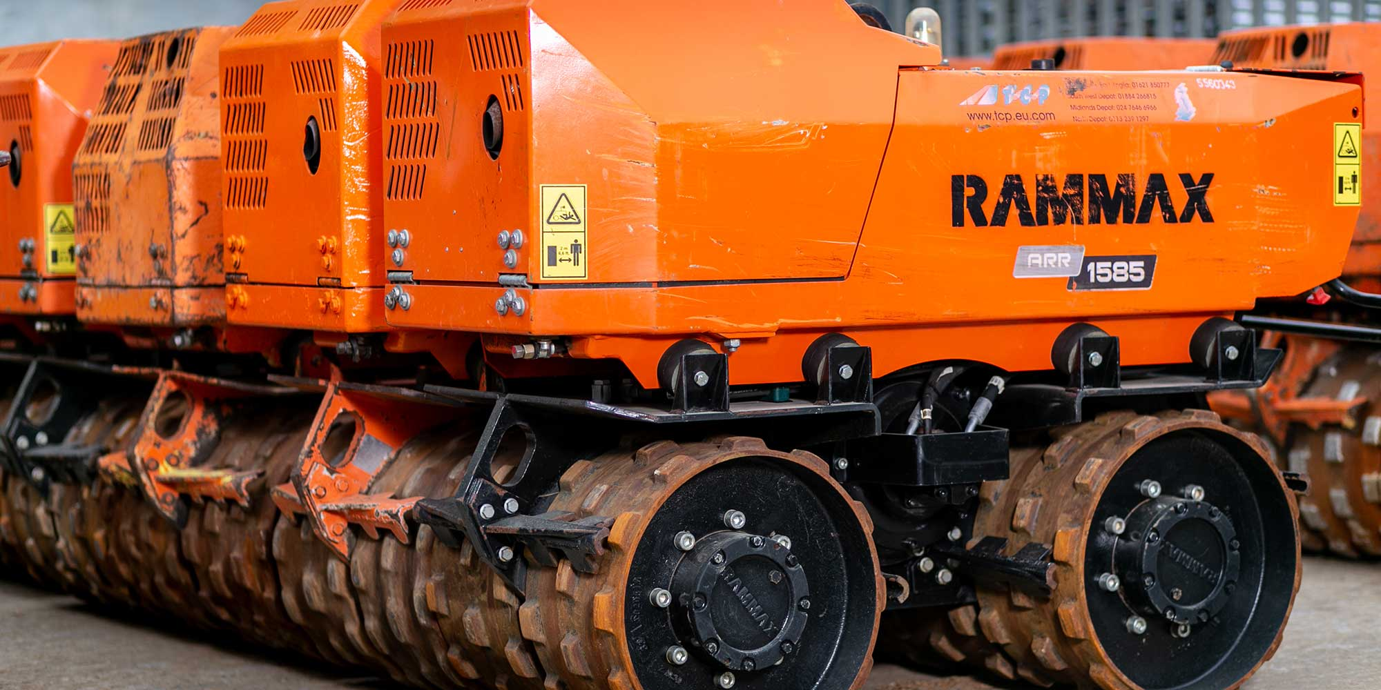Rammax RW1585HF